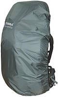 Чехол для рюкзака Terra Incognita RainCover M (50-65л) серый