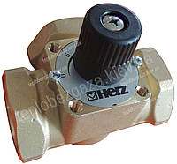 Трехходовой термостатический клапан HERZ. Чехия