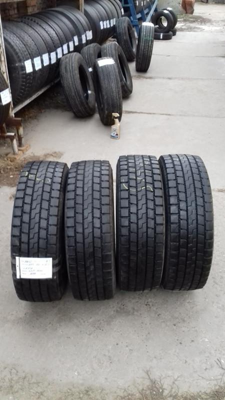 Грузовые шины б.у. / резина бу 235.75.r17.5 Lassa LS/T 5500 Ласса