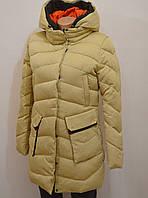 Куртка-парка женская зимняя. FINEBABYCAT.