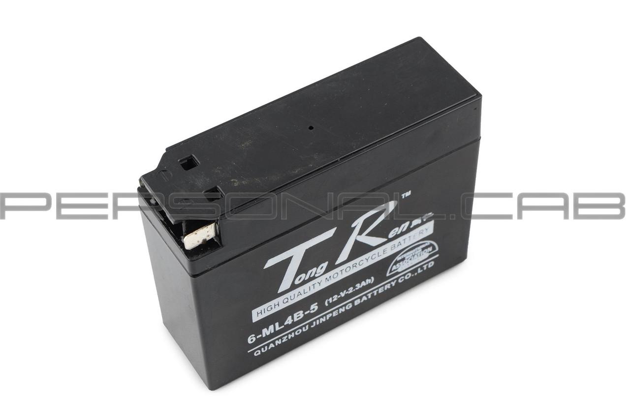 """Аккумулятор 12V 2,3А пастовый, Suzuki (""""таблетка"""", черный)"""
