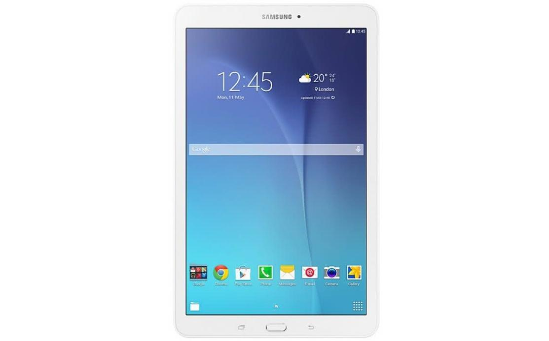 "Планшет экран 9,6"" 1,5/8Gb Samsung Galaxy Tab E белый"