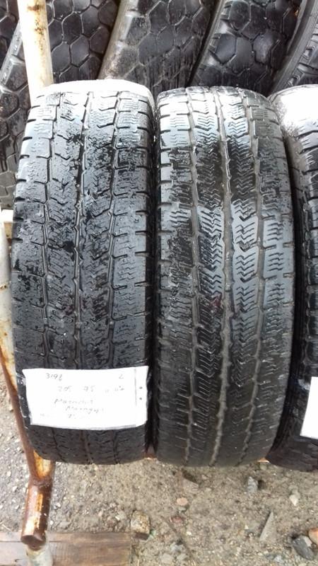 Бусовские шины б.у. / резина бу 205.75.r16с Matador Nordicca Van Матадор