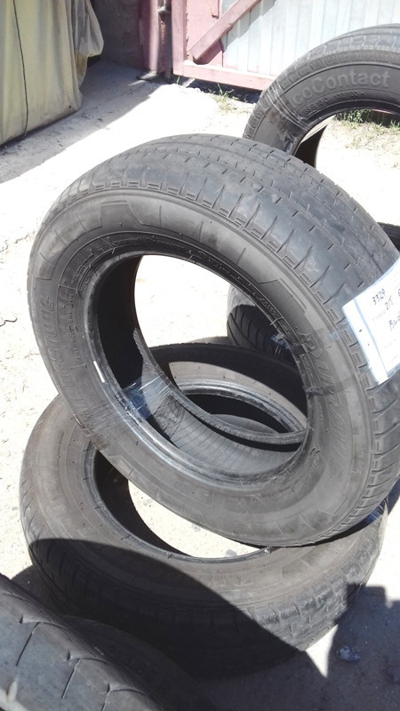 Бусовские шины б.у. / резина бу 215.65.r16с Bridgestone Duravis Бриджстоун