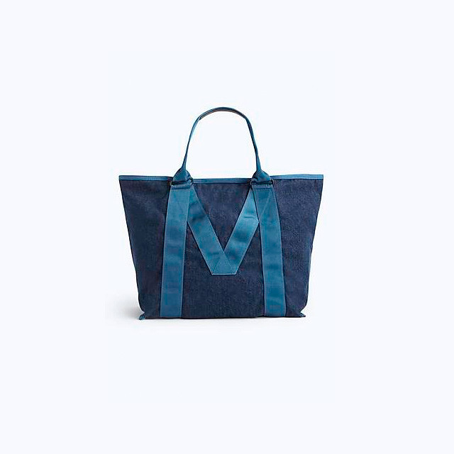 Женская сумка Marc Jacobs Denim Tote