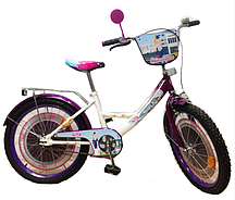"""Велосипед детский Tilly Стюардесса 20"""" Т-22027"""
