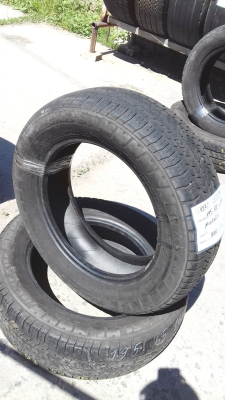 Шины б.у. 195.65.r16с Michelin Agilis 51 Мишлен. Резина бу для микроавтобусов. Автошина усиленная. Цешка