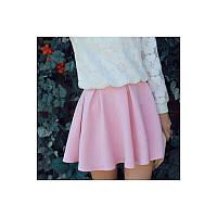 Расклешенная женская юбка