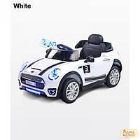 Электромобиль Caretero Maxi (white) с пультом управления