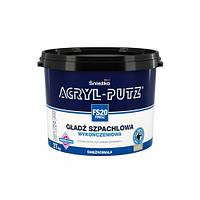 Шпаклевка SNIEZKA ACRYL-PUTZ FS20 FINISH - Акриловая финишная шпаклевка