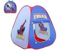 """Детская палатка 803 """"Spider-man"""" Человек Паук."""