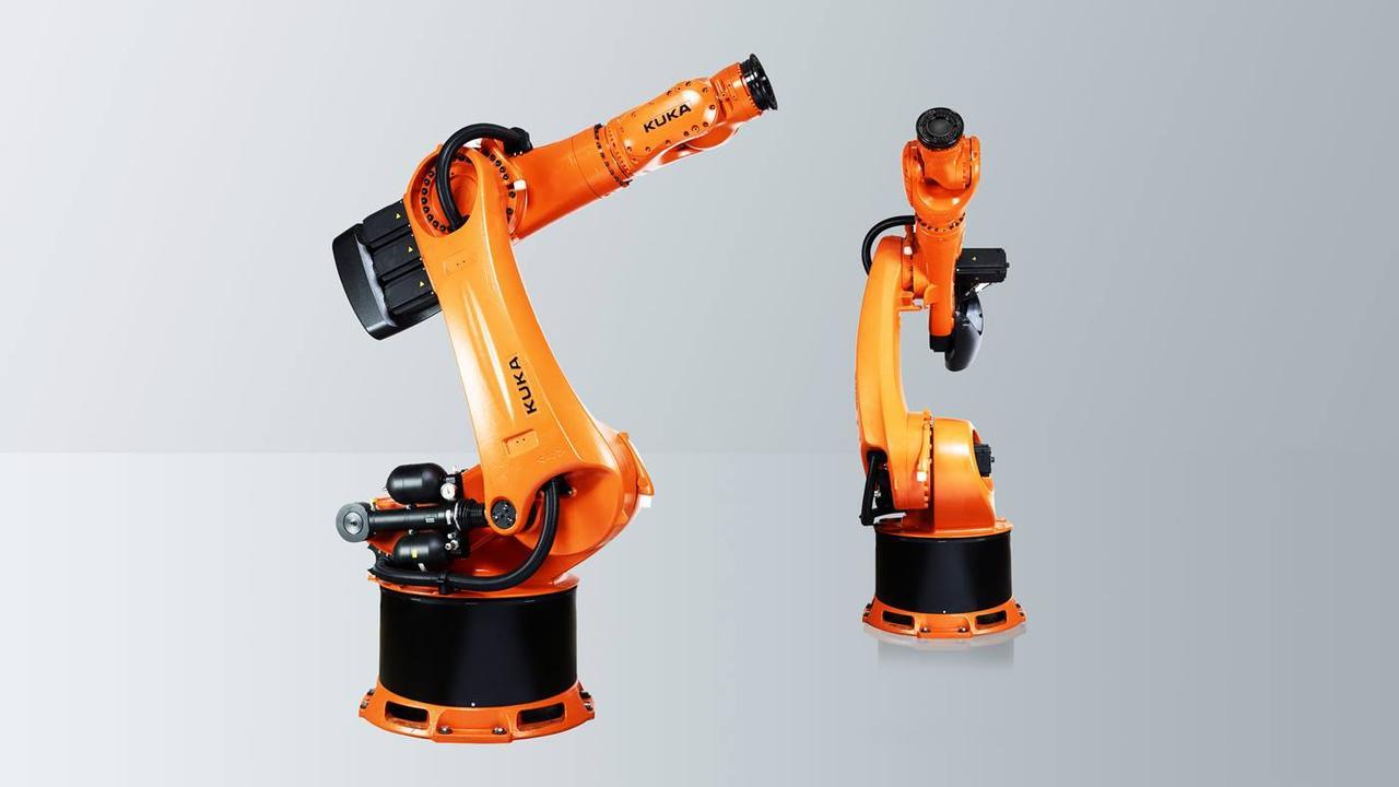 Тяжеловесный робот KR 600 FORTEC
