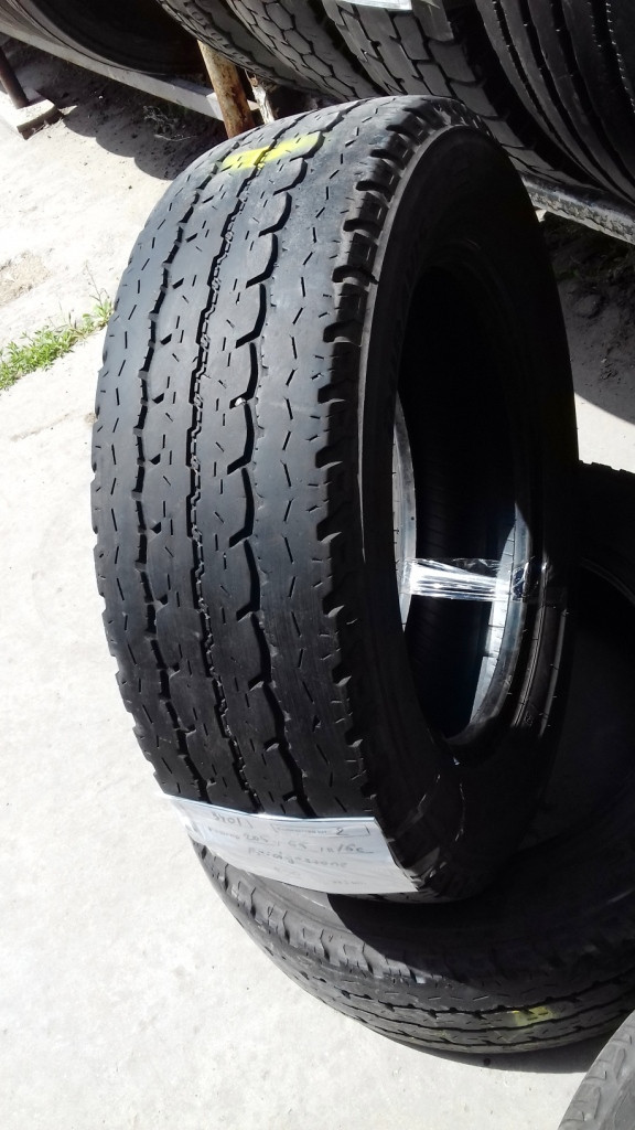Бусовские шины б.у. / резина бу 205.65.r16с Bridgestone Duravis Бриджстоун