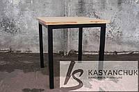Стол ручной работы в стиле лофт
