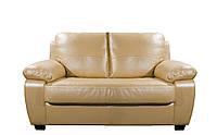 Кожаный двухместный диван Колорадо, (153 см)