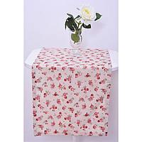 Дорожка на стол Прованс 40х120  Red rose