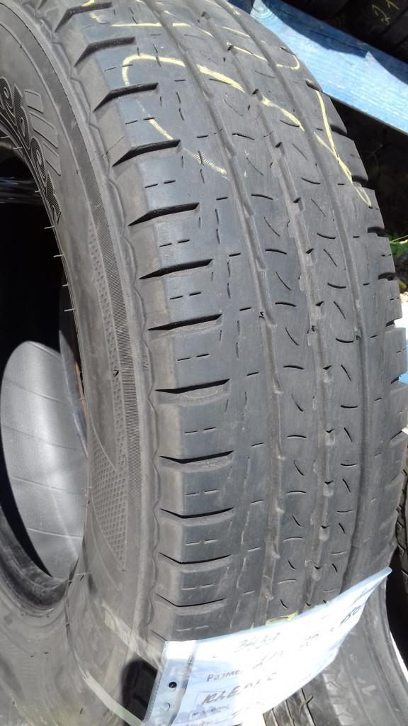 Бусовские шины б.у. / резина бу 215.70.r15с Kleber Transpro Клебер