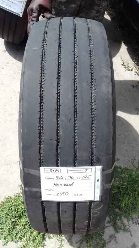 Грузовые шины б.у. / резина бу 305.70.r19.5 Hankook AH11 Хенкок