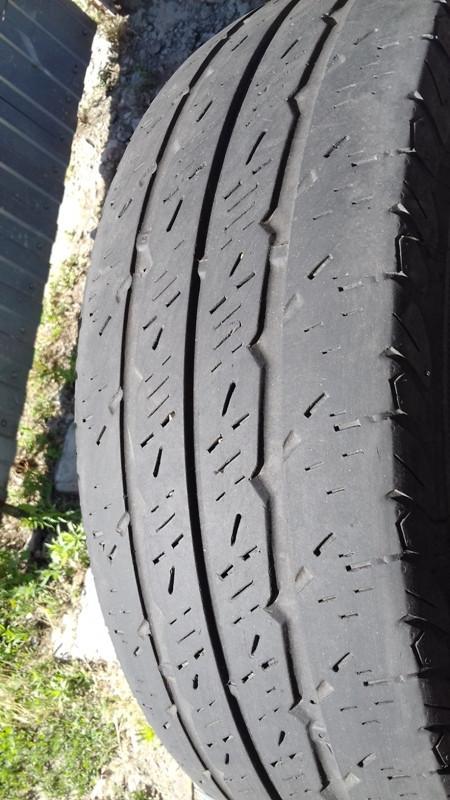 Бусовские шины б.у. / резина бу 215.65.r16с Uniroyal Rain Max2 Юнироял
