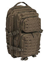 "Рюкзак USA  Assault ""Laser"" 36L , olive. Mil-tec, Германия."