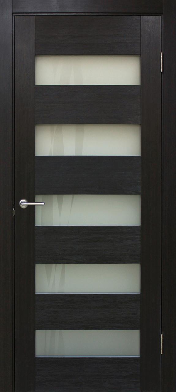 Двери Омис Форте лиана ПВХ венге