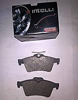 Тормозные колодки задние  Ford Focus II, III, C-Max