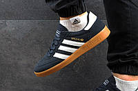 Кроссовки Adidas Spezial, мужские, темно-синие