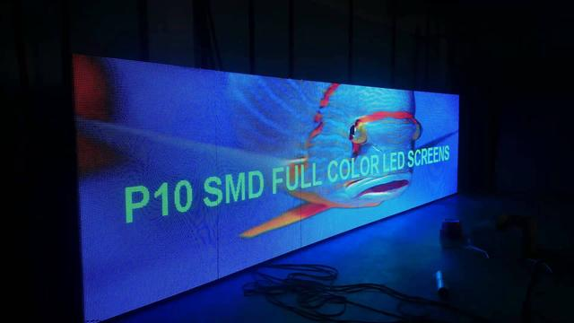 Full color контроллеры для P10 полноцветные RGB