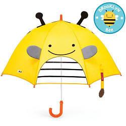 Зонтик Skip Hop  Zoo оригинал США (жираф, единорог, сова, божья коровка, пчела)