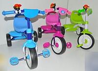 Детский трехколесный велосипед Tilly Trike T-313