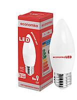 Светодиодная лампа Economka LED CN 6W E27-4200 К