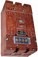 Автоматический выключатель А3794 БУЗ от 250 до 630А