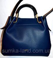 Женские элитные сумки Премиум класса (синий)