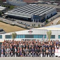 2004 Переводит свои штаб-квартиру и склады в новое помещение, которое занимает площадь 43000 м2 с инвестициями в 20 миллионов евро.