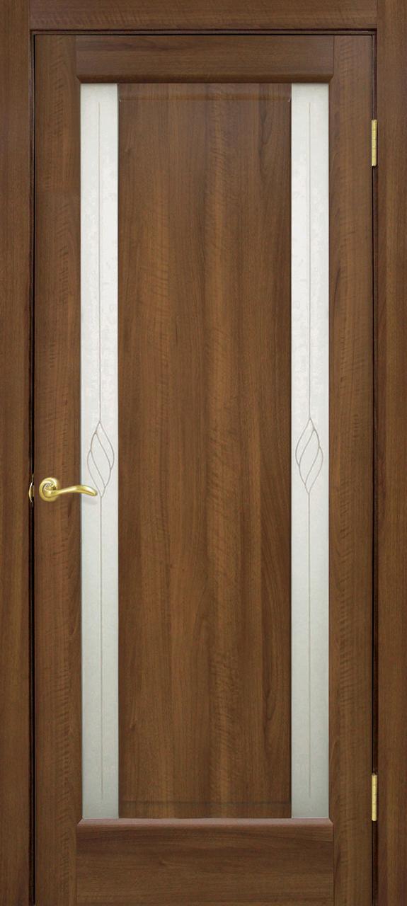 Двери Омис Венера СС+КР ПВХ ольха европейская