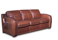 """Новый раскладной 3х местный кожаный диван """"ZEUS"""" (Зевс). (220 см)"""