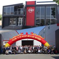 2007 - Представительство ITR Pacific в Брисбене (Австралия). - Приобретать равное участие в китайской компании Hualong с внутренним литейным заводом, занимающийся производством звездочек и ленивцев.