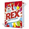 Стиральный порошок Rex автомат Сила цвета 400г