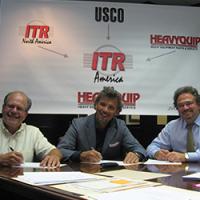 2008 Представительство ITR Америка, как результат совместного предприятия между ITR Северной Америкой и Heavyquip. Новое предприятие с 14 филиалами, является крупнейшим АМК дистрибьютором в Северной Америке.  2009  - ПредставительствоITR Африка в Йоханнесбурге (Южная Африка) как местное (локальное) совместное предприятие. - Представительство ITR на Дальнем Востоке в Нинбо (Китай).