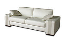 """Новый раскладной 3х местный кожаный диван """"ARMA"""" (Арма). (220 см)"""