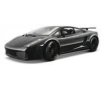 Автомодель (1:18) Lamborghini Gallardo Superleggera чёрный металлик, 31149 met. black