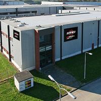 2013 - USCO входит в сельскохозяйственный рынок путем приобретения совместного BARANI NATALE &FIGLI Srl, Реджо-Эмилия (Италия). - Представительство ITR BENELUX в Тилбургском (Нидерланды). - USCO расширяет свою штаб-квартиру до 30000 м2. - ITR Америка перенесла свою штаб-квартиру в новый дом с прилегающим складом, который занимает площадь 9290 м2.