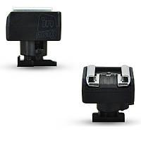 Адаптер переходник JJC MSA-1 башмака Canon Mini Advanced Shoe на универсальный холодный башмак для видеокамер.