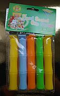 Зажимы для пакетов (длина 10 см), фото 1