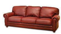 """Новый раскладной 3х местный кожаный диван """"BENTLY"""" (Бентли). (230 см)"""