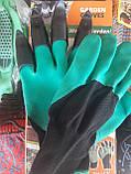Перчатки садовые GARDEN GLOVES с когтями (упаковка 10 пар), фото 5