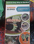 Перчатки садовые GARDEN GLOVES с когтями (упаковка 10 пар), фото 6