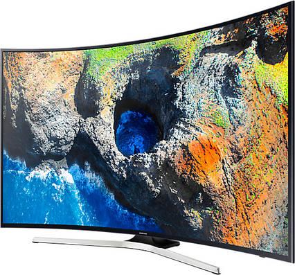 Телевизор Samsung UE65MU6222 (PQI 1400 Гц, Ultra HD 4K, Smart, Wi-Fi, DVB-T2/S2,изогнутый экран), фото 2