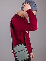 Сумка через плечо PUNCH - Block, Grey