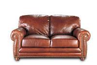 """Кожаный 2х местный диван """"OREGON"""" (Орегон). (165 см)"""